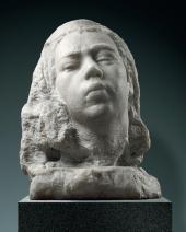 Пробуждение (Портрет дочери скульптора). 1947