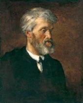 Джордж Фредерик УОТТС. Томас Карлайл. 1868