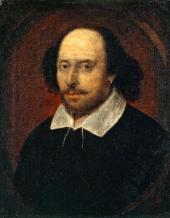Джон ТЕЙЛОР (приписывается?). Уильям Шекспир. Около 1610