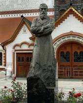 Памятник П.М. Третьякову