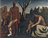 МАРИО СИРОНИ. СЕМЬЯ. 1932 (?)