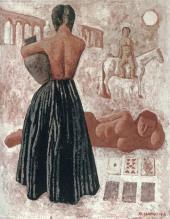 МАССИМО КАМПИЛЬИ. ЦЫГАНЕ. 1928