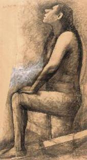 КАРЛО КАРРА. ВОСХОДЯЩАЯ ИЗ МОГИЛЫ. 1938–1939