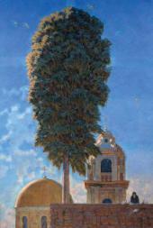 Н.А. ГОРСКИЙ-ЧЕРНЫШЕВ. Древо Креста Христова. 1998–1999