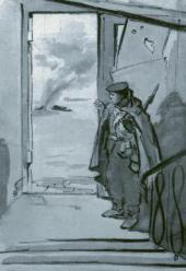 Н.А. ТЫРСА ТРЕВОГА. 1942