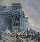 Д.К. МОЧАЛЬСКИЙ. ПОБЕДА. БЕРЛИН. 1945 ГОД. 1947