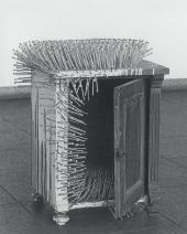 НОЧНАЯ ТУМБОЧКА. 1963