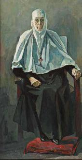 Схиигумения. 1935