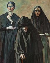 Трое. 1933–1935