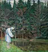 Старец. Раб Божий Авраамий. 1914–1916