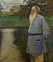 Портрет Л.Н. Толстого. 1907