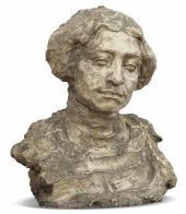 Портрет М.Г. Срединой. 1904