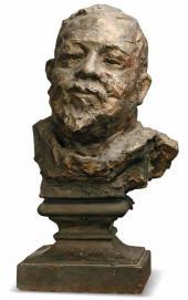 Портрет С.Т. Морозова. 1902