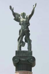 Памятник «Победа». 1996