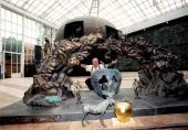 Зал Познания Добра и Зла. Атриум «Галерея искусств Зураба Церетели», Москва