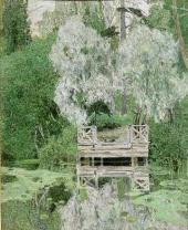 Ветлы (Серебряные ветлы). 1909