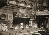 Интерьер Кустарного отдела на Всемирной выставке 1900 года в Париже