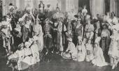 Костюмированный бал у графини М.Э. Клейнмихель. 1914