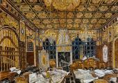 Сенат. Эскиз декорации для постановки трагедии У. Шекспира «Отелло»