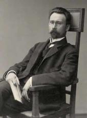 Алексей Александрович Бахрушин . 1900-е