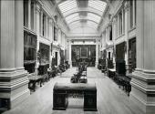 Главный выставочный зал Художественной галереи леди Левер, Порт Санлайт. 1922
