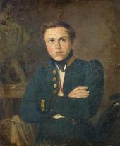 Портрет А.И. Теребенева. 1835