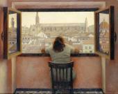 Вечер. Старая Флоренция. 1973