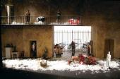 В.А. Арефьев. Макет декорации к опере Дж . Россини «Севильский цирюльник». 2010