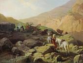 П.О. Ковалевский. Кавказ. 1872
