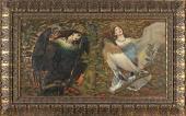 В.М. Васнецов Сирин и Алконост. Песнь радости и печали. 1896