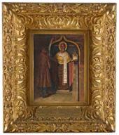 В.В. Верещагин. Икона Николы с верховьев реки Пинеги. 1894