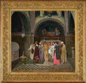 В.С. Смирнов. Утренний выход византийской царицы к гробницам своих предков