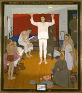 Д.Д. Жилинский. «1937 год». Триптих. 1987