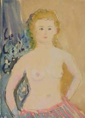 А.Ф. Софронова. Мо дель. 1935