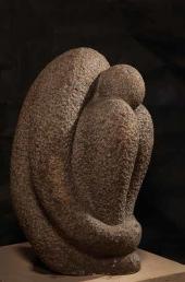 Мемориальный камень. 1990-е