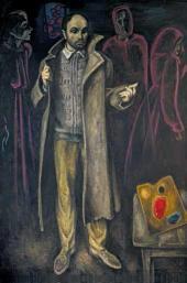 В.Е. Попков. Шинель отца. 1970–1972