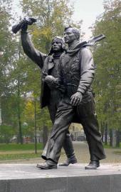 А.Н. Ковальчук. «Нормандия – Неман». 2007