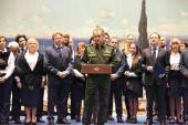 Открытие юбилейной выставки «Грековцы» к 80-летию со дня основания Студии в ЦВЗ