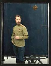 И.М. Лебедев. Николай II. 2014