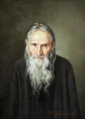 С.Н. Присекин. Схиархимандрит Илия. 2014