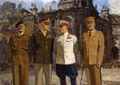 В.М. СИБИРСКИЙ. Главкомы союзнических армий стран антигитлеровской коалиции