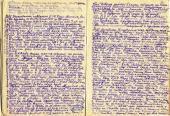 Дневник М.Н. Гриценко № 4. 28 августа – 8 ноября 1943