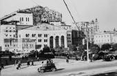 Маскировка Государственного Большого театра в годы Великой Отечественной войны