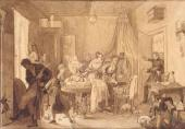 Кончина Фидельки. 1844