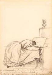Неосторожная невеста. 1849–1851
