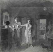 Домашний вор (Муж-вор). 1851
