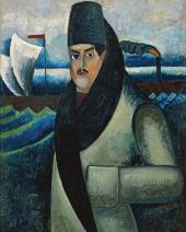 И.И.МАШКОВ. Автопортрет. 1911