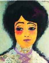 Кес Ван ДОНГЕН. Испанка. 1911