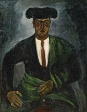 П.П.КОНЧАЛОВСКИЙ. Матадор. 1910