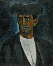 Матадор Мануэль Гарта. 1910